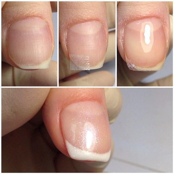 Архитектура ногтей при покрытии гель лаком