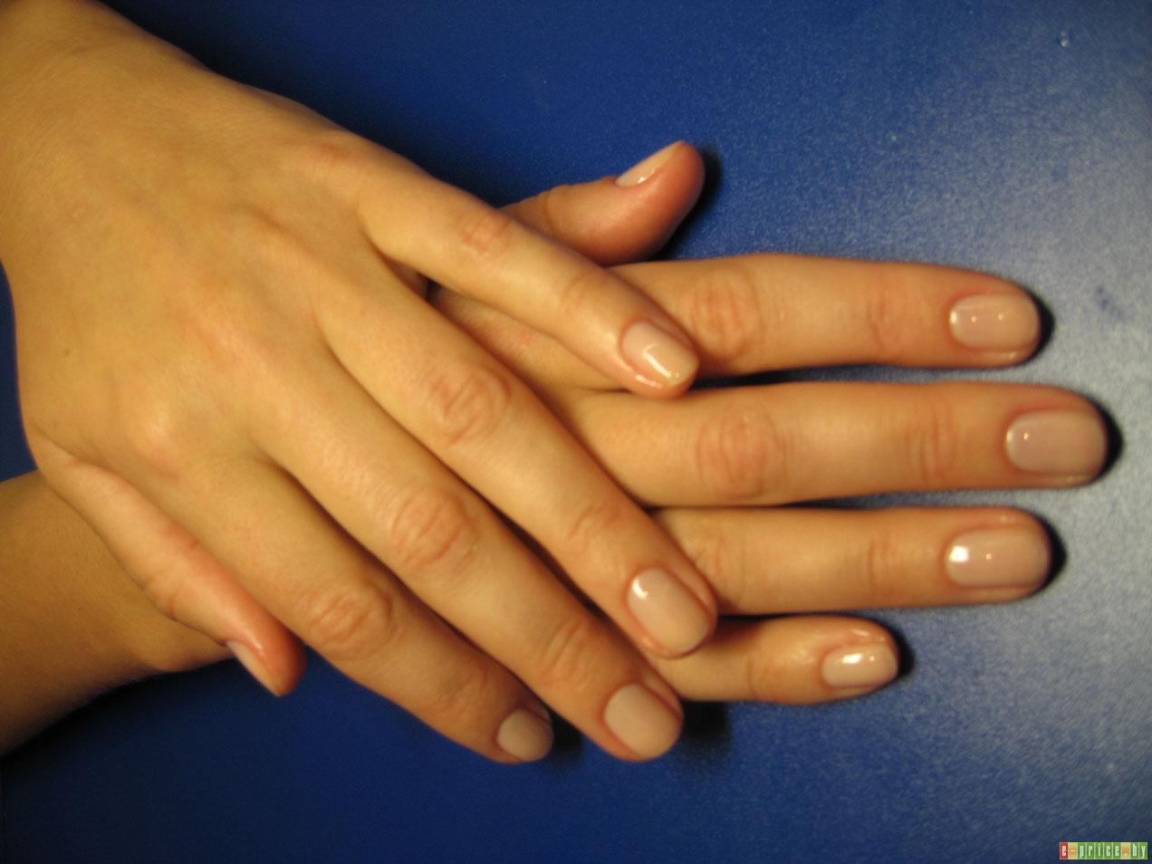 Наращивание ногтей на короткие пальцы фото