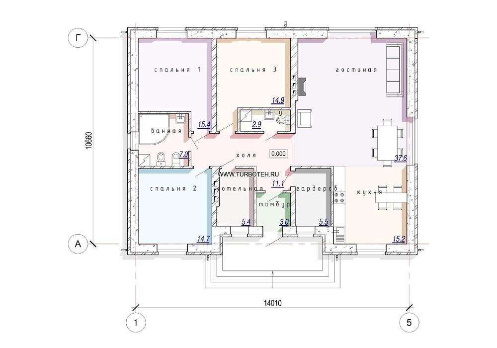 сделать одноэтажное строительство проекты домов 9на12 схемы для фотошопа