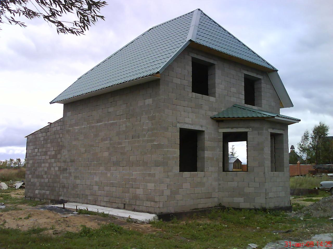 Керамзитные дома 137