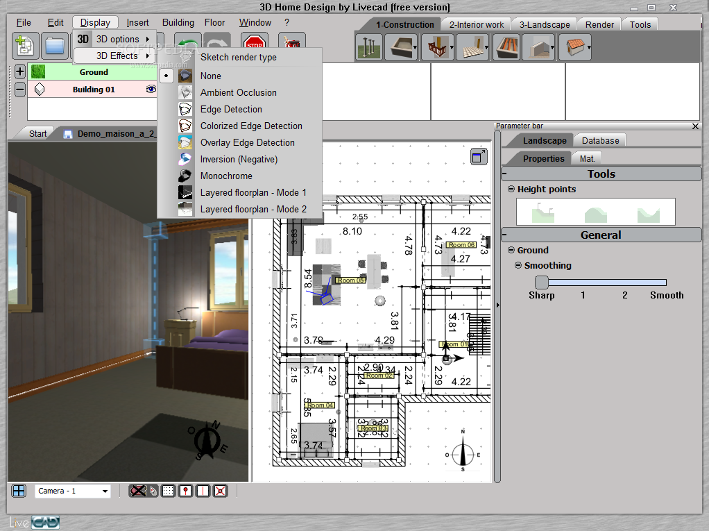 3d home plan software reviews