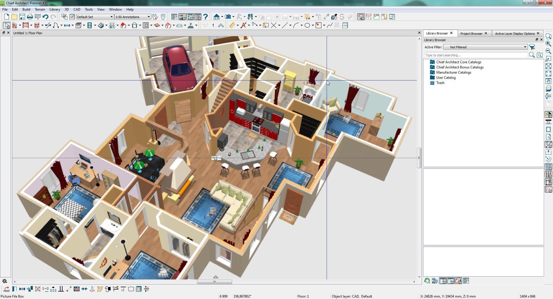 3d home plan software reviews современный дизайн