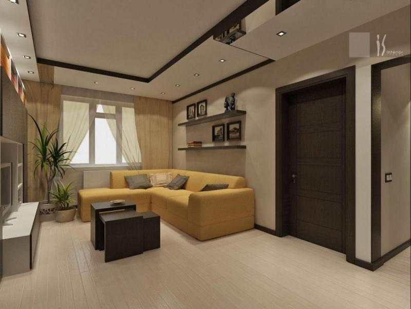 Проходная комната в панельном доме дизайн