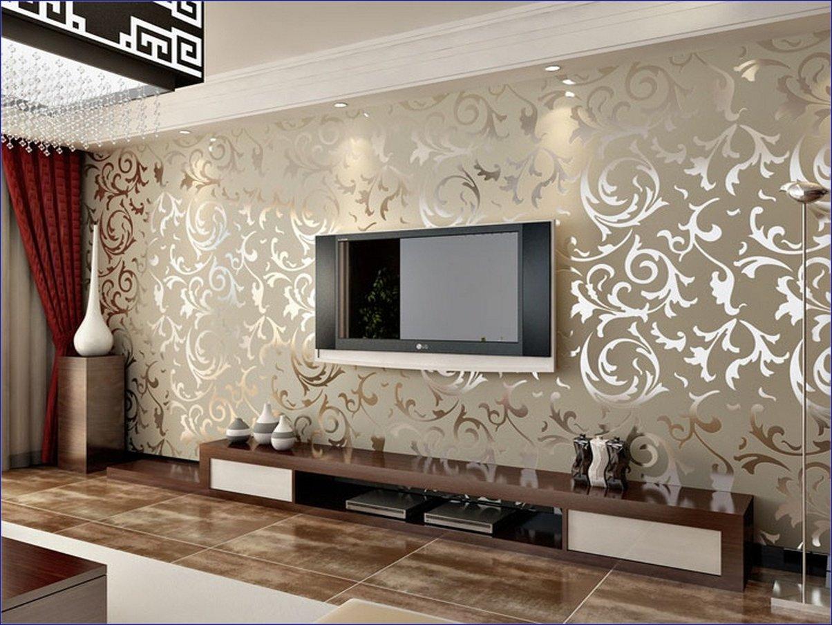 Дизайн стен для зала