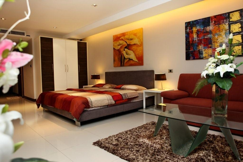 Дизайн однокомнатной квартиры недорогой