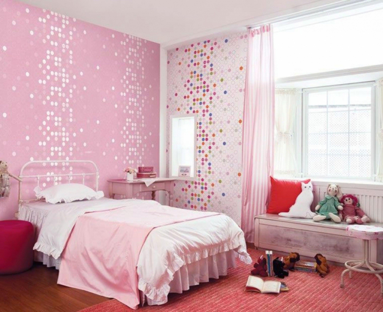 Bedroom decor for teenage girl