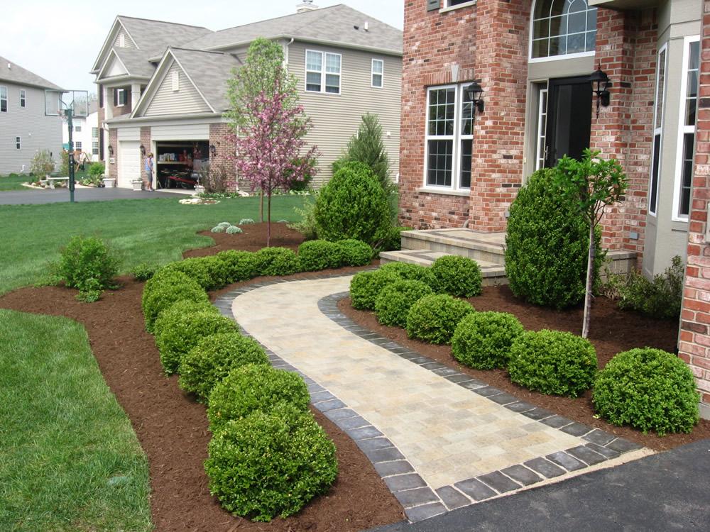 Ландшафтный дизайн загородного дома своими руками фото фото 114