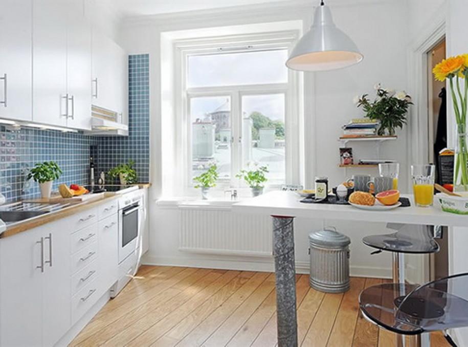 Кухни интерьер и дизайн фото