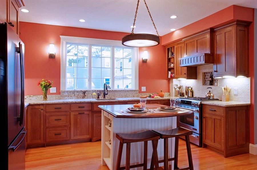 Дизайн кухонных помещений