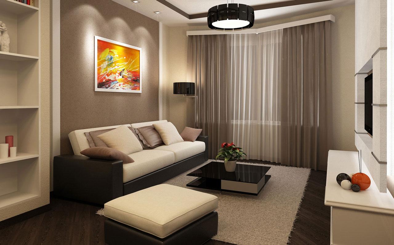 Однокомнатные квартиры ремонт дизайн
