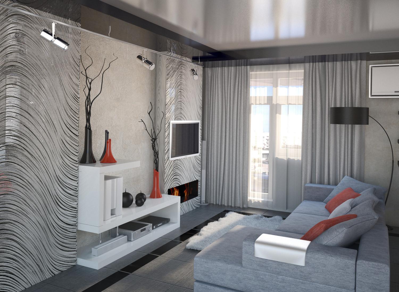 Квартира для мужчины дизайн