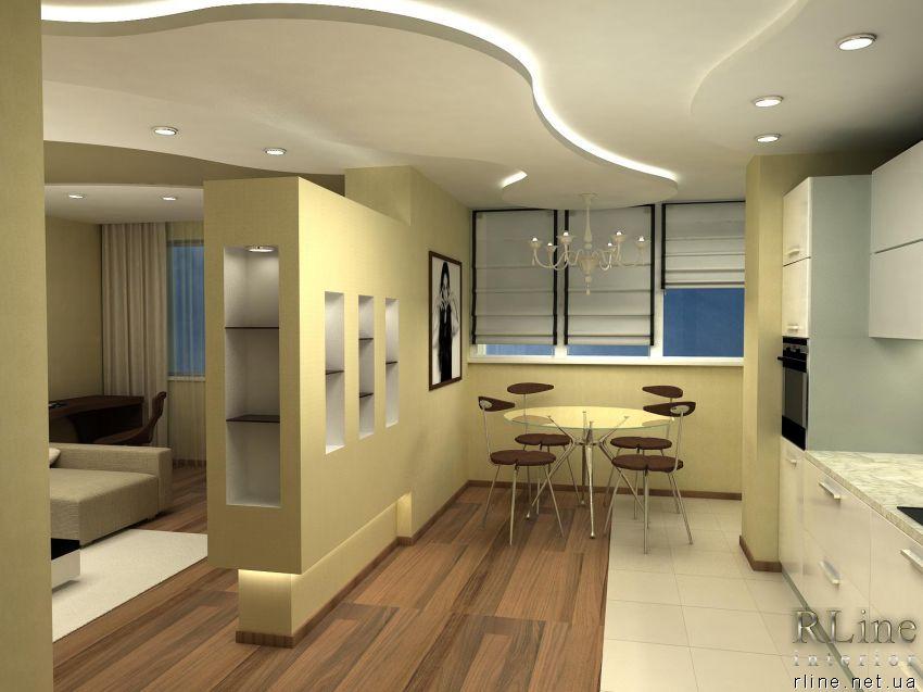 Квартира студия ремонт дизайн