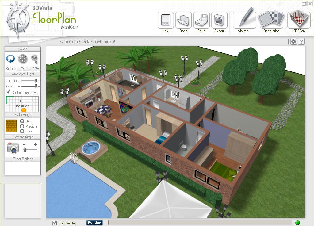 Программа Для Проектирование И Дизайна Дома