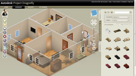 3d home architect design software download